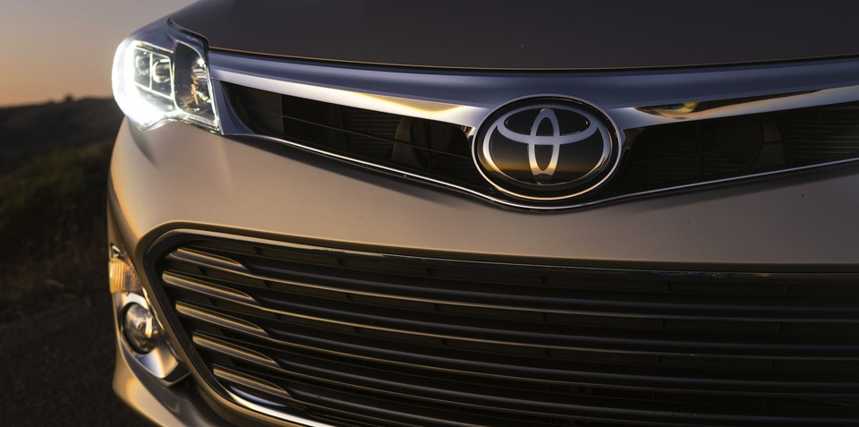 Toyota tops 2012 US recall data: report