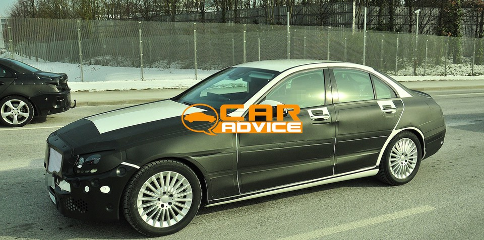 2014 Mercedes-Benz C-Class gets hybrid, AWD C63, S-Class styling