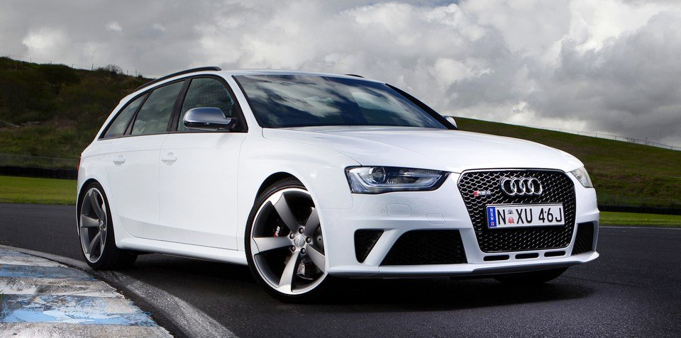 Audi RS4 Avant: hot wagon rolls into Australia