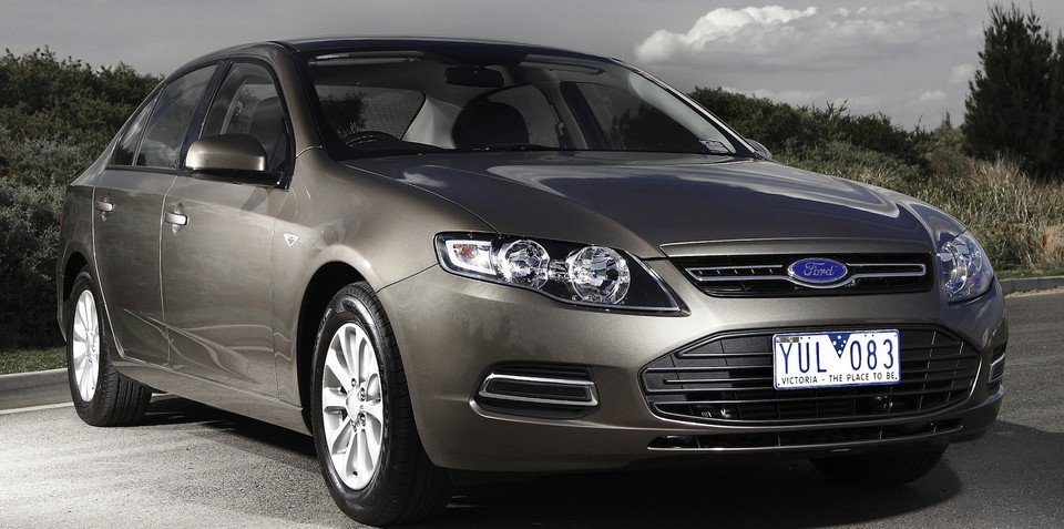 Ford Falcon tyre recall: sizing error affects 372 cars
