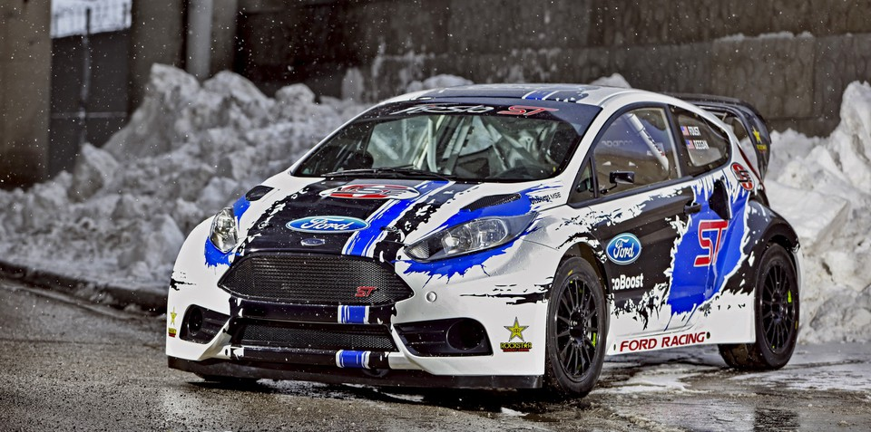 Ford Fiesta ST set to attack Global RallyCross Championship