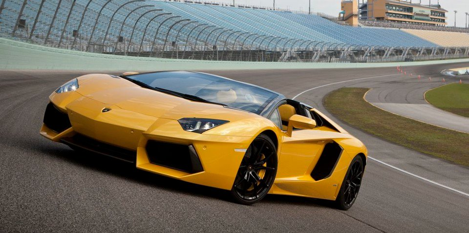 Lamborghini Aventador LP700-4 Roadster: $795,000 price tag announced