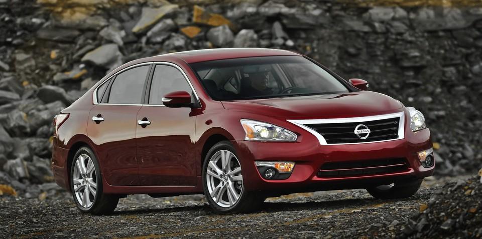 "Nissan Altima: sub-$30K price a ""sweet spot"""