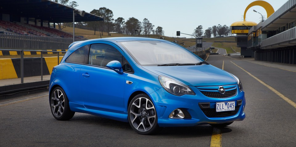 opel corsa opc pricing and specifications. Black Bedroom Furniture Sets. Home Design Ideas