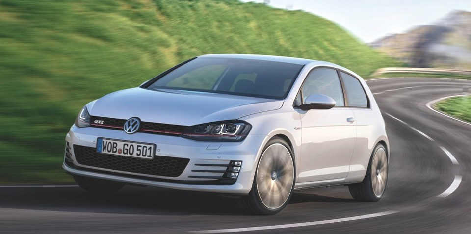Volkswagen Golf GTI: 169kW hot-hatch revealed