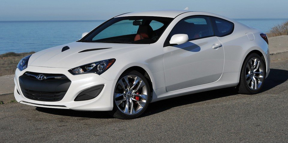 hyundai genesis coupe review caradvice. Black Bedroom Furniture Sets. Home Design Ideas