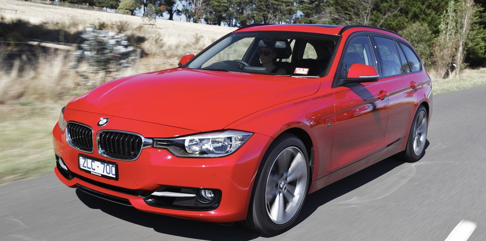 2013 BMW 3 Series Touring launched: from $58,900