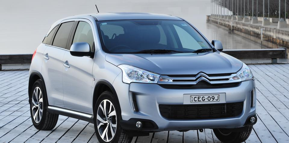 Citroen adds equipment to C4 Aircross, expands driveaway offers
