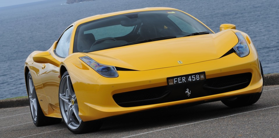 Ferrari Australasia to take over local supercar distribution
