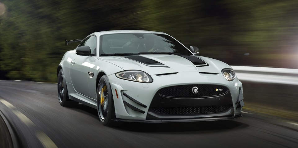 Jaguar XKR-S GT: track-focused road car a chance for Oz