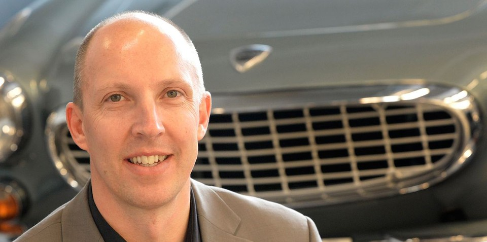 Volvo appoints new interior design chief