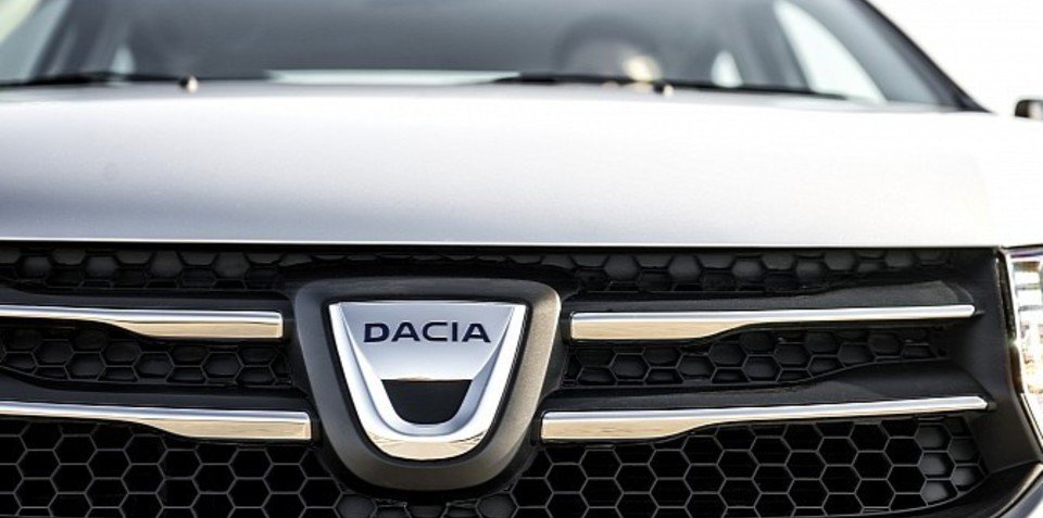 Dacia on hold for Australia