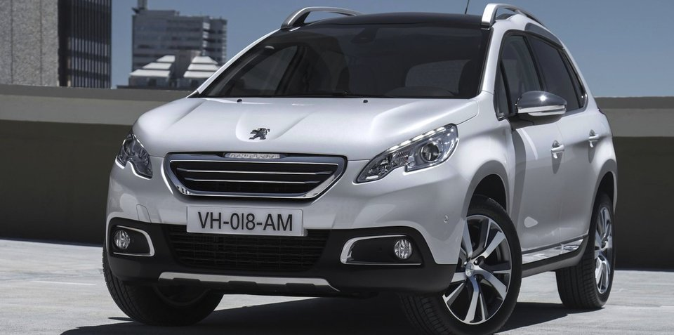 Peugeot 2008: full details of compact French crossover released