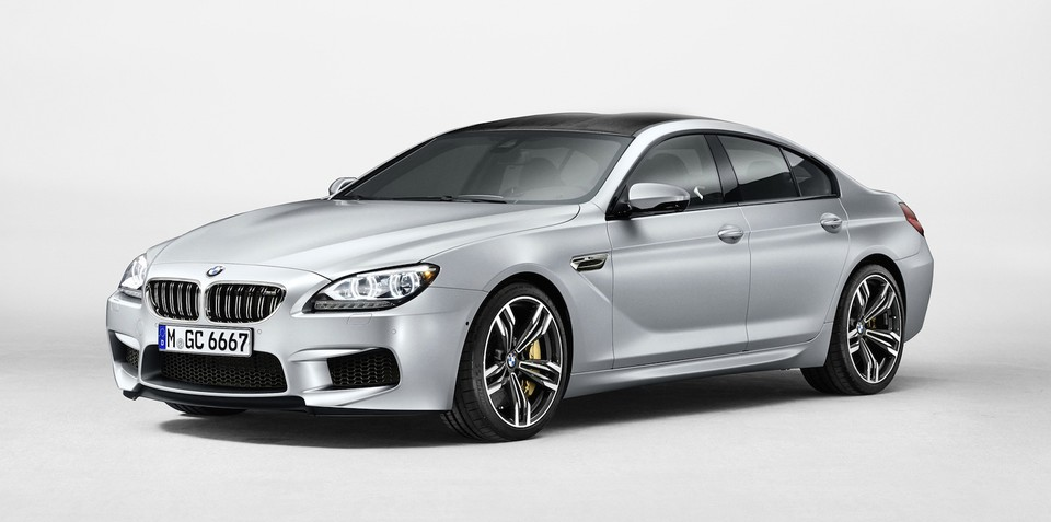 BMW M6 Gran Coupe: local pricing announced