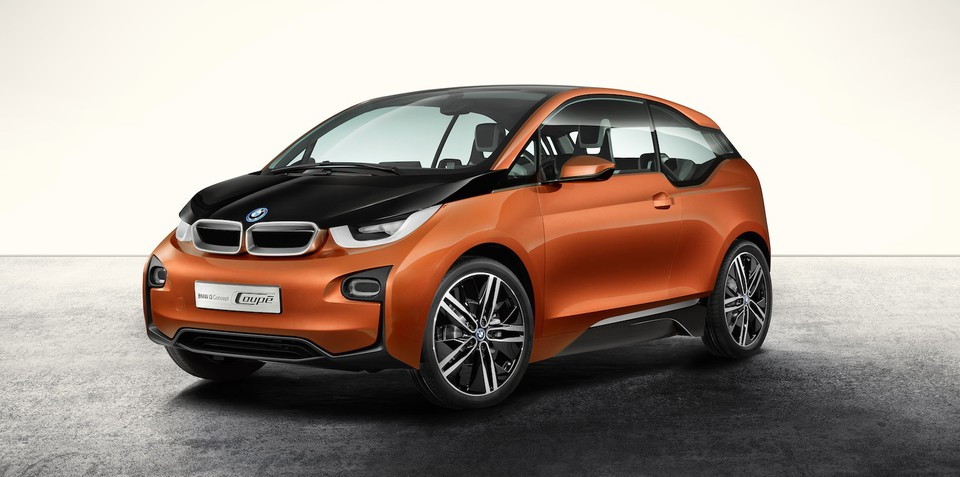 BMW i range likely to expand with coupe, mid-size models: report