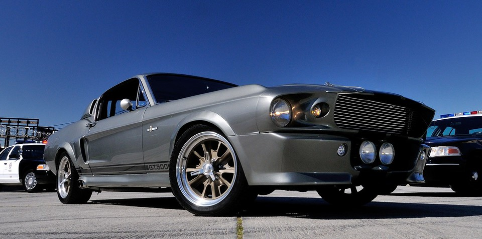 """1967 Ford Mustang: Gone in 60 Seconds' """"Eleanor"""" for sale"""