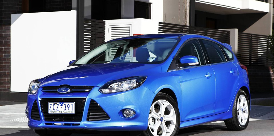 Ford Focus world's best-selling nameplate