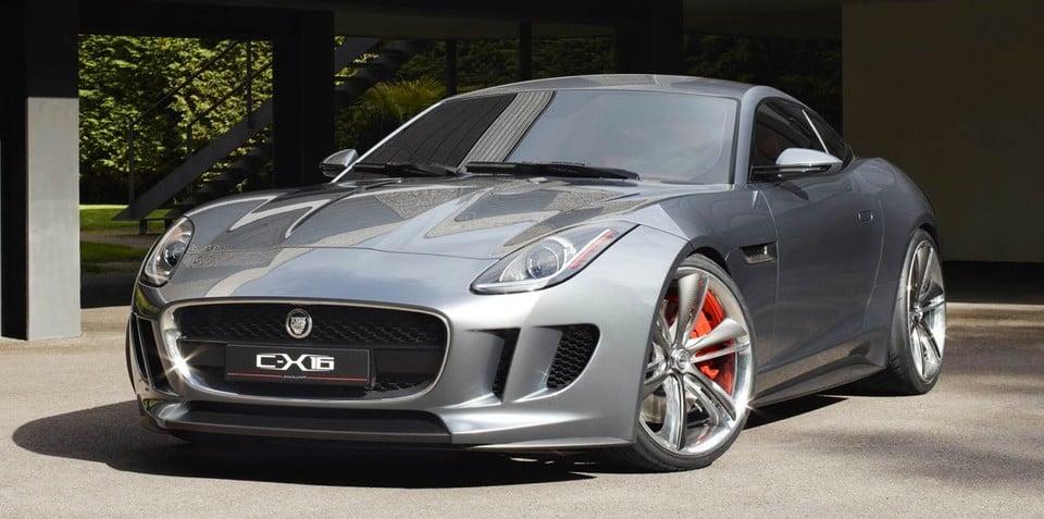 Jaguar F-Type coupe to rival Porsche 911