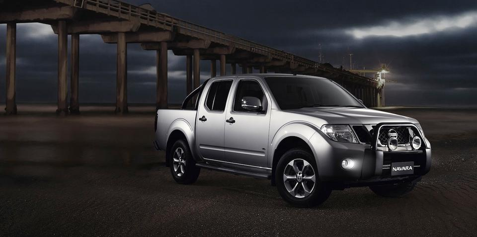 Nissan Navara ST-X Blackline Edition headlines local specials line-up