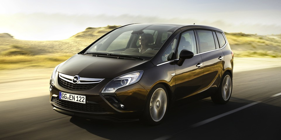 Opel Zafira Tourer to join local line-up mid-year