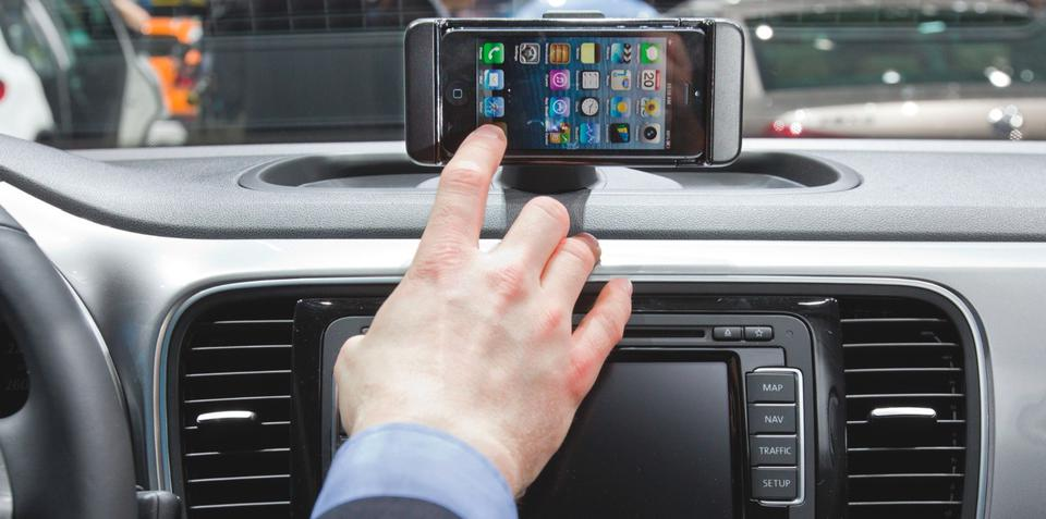 Volkswagen iBeetle: Apple iPhone-integrated special edition revealed