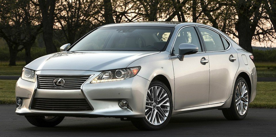Lexus ES350, ES300h confirmed for Australia