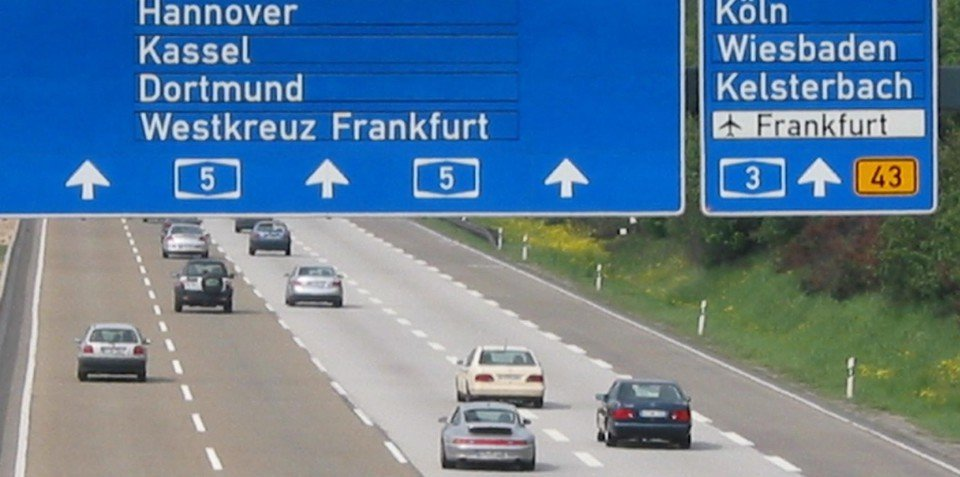 Restrict autobahns to 120km/h: German opposition leader