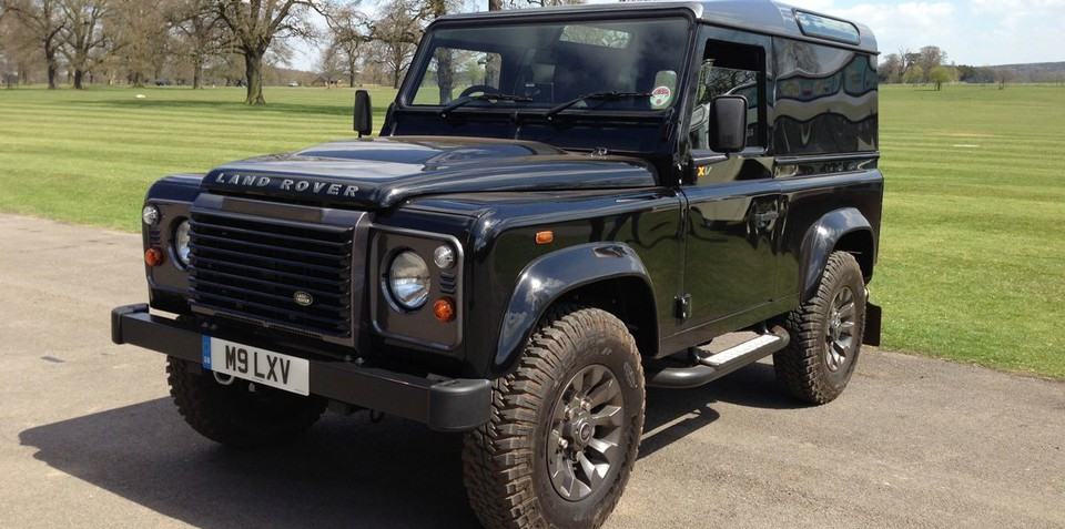 Land Rover Defender LXV Review: Quick drive