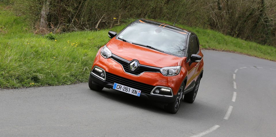 "Renault Captur : Renault Sport searching for ""good answer"" to SUV question"