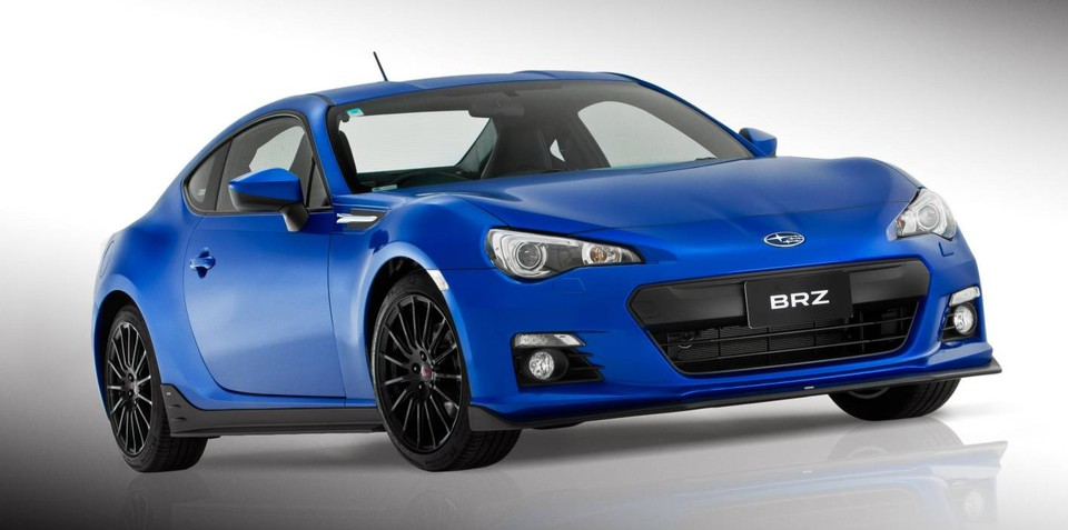 Subaru BRZ S, final WRX special edition headed for Australia