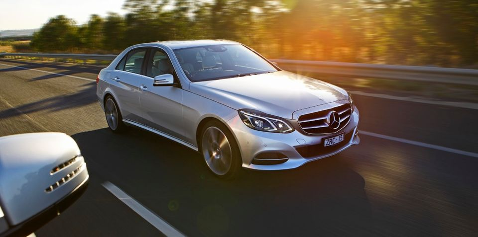 2015 Mercedes-Benz E-Class, CLS recalled in small numbers for engine fire risk