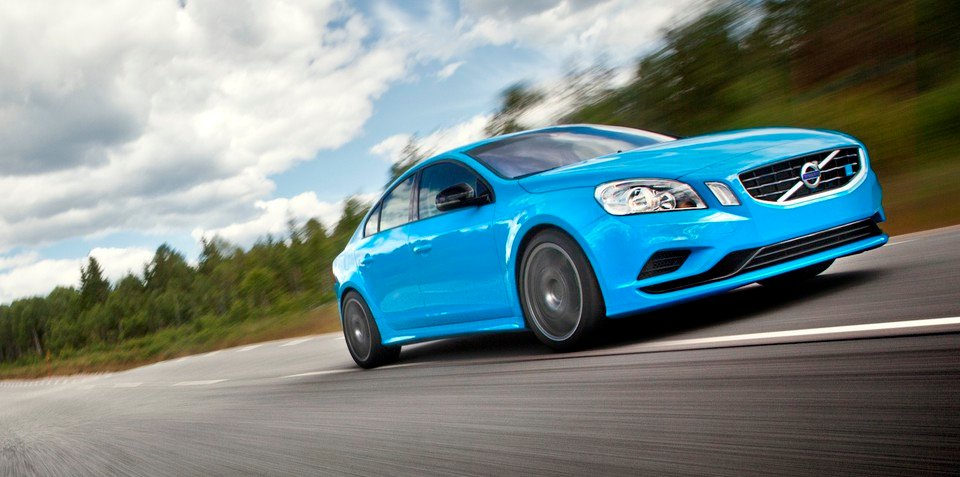 Volvo S60 Polestar priced from $109,950