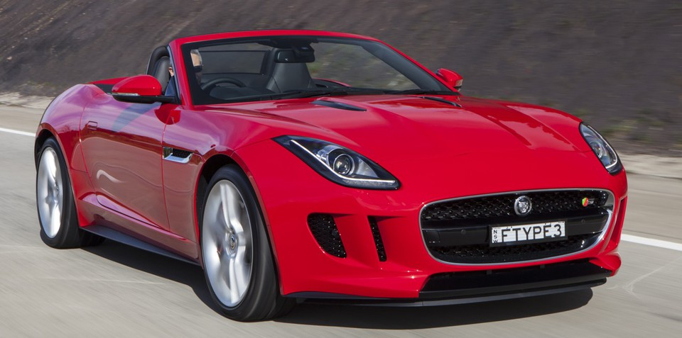 jaguar f type on sale from 138 645. Cars Review. Best American Auto & Cars Review