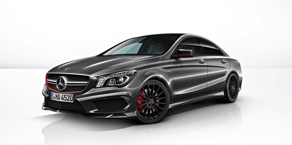 Mercedes Benz Cla45 Amg Edition 1 Performance Pack Not For Oz