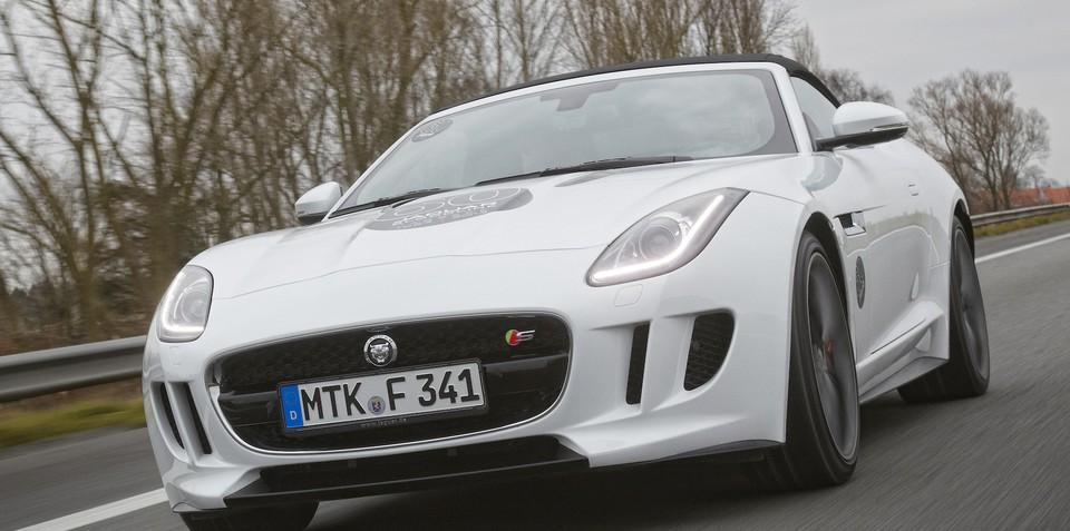 Jaguar F-Type V8 S Video Review