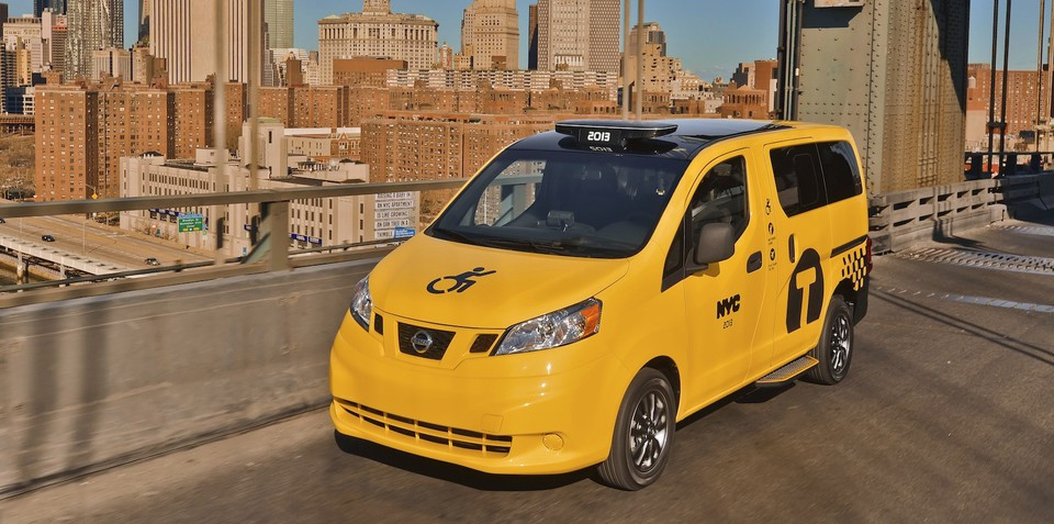Nissan loses out in New York Taxi of Tomorrow decision