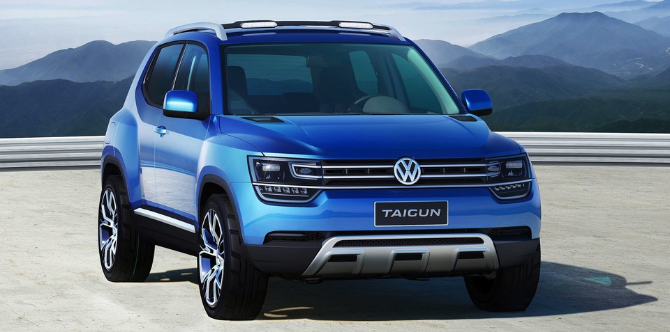 Volkswagen Taigun sub-compact SUV headed for production: report