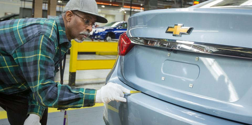 Car makers optimistic in light of Detroit bankruptcy