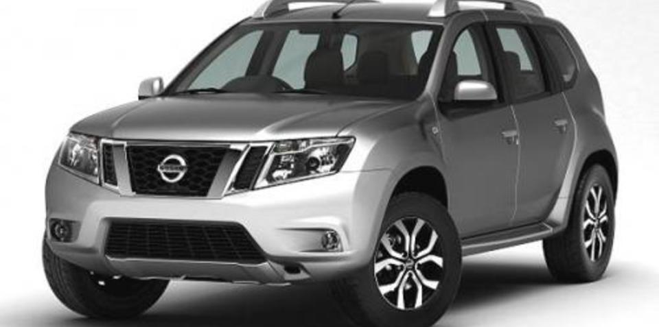 Nissan Terrano: next-gen compact SUV not for Oz