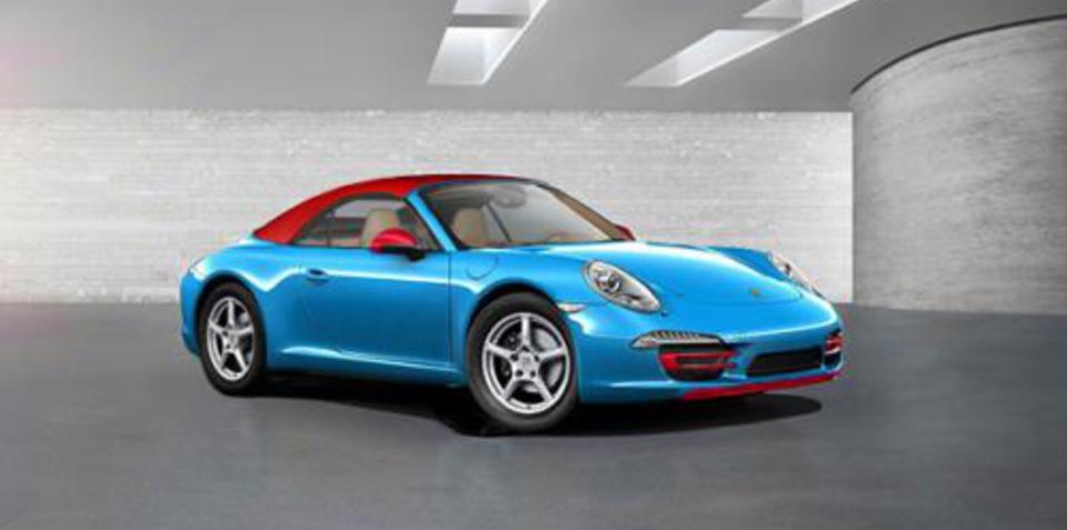 Porsche 911 Blu Edition: eco-focused model rumoured for Frankfurt debut