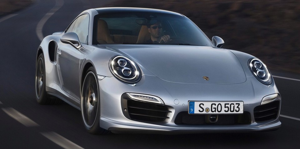 Porsche 911 Turbo and Turbo S: pricing and specifications