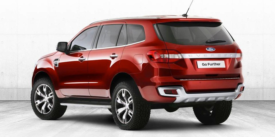 Ford Everest: Oz-designed SUV to be significantly different from Ranger