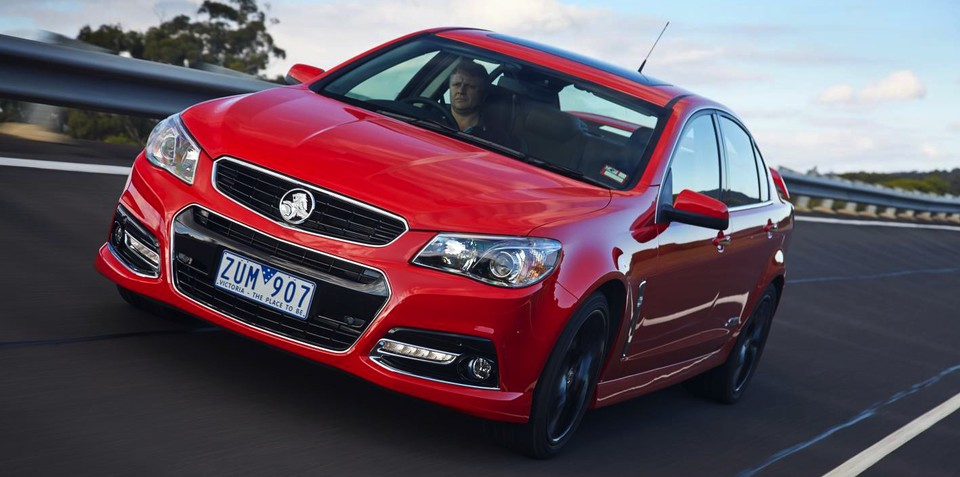Holden Commodore turns sales tide as Ford Falcon sinks