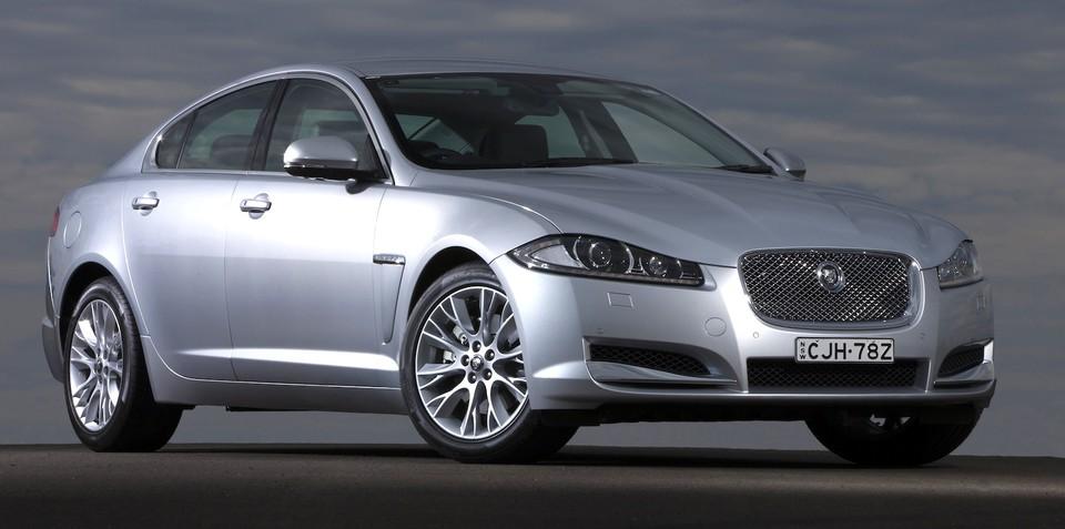 Jaguar XF to get smaller diesel by mid 2014