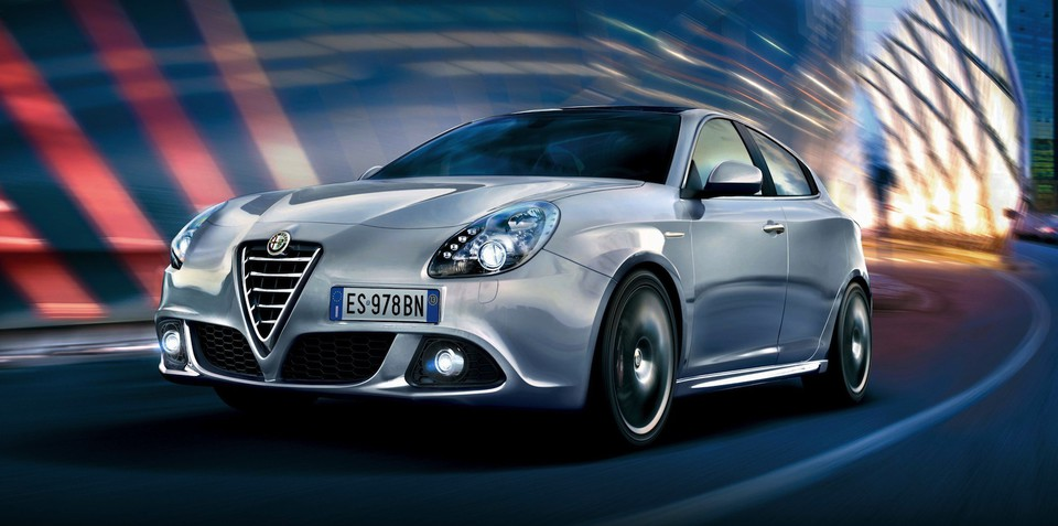 Alfa Romeo Giulietta: fresh styling, retuned diesel for updated small car