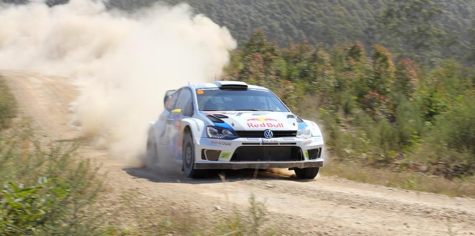 Volkswagen Motorsport feature: behind the dust of Rally Australia