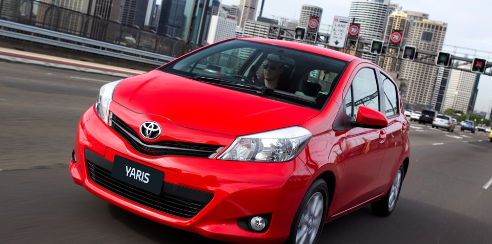 2013 Toyota Yaris Review And Road Test Caradvice Reviews