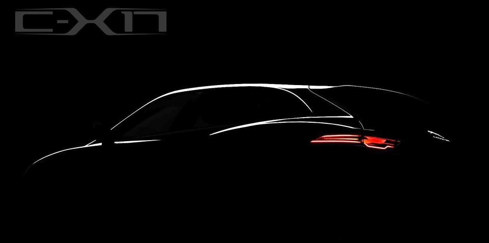 Jaguar C-X17 concept to preview luxury Brit's first crossover