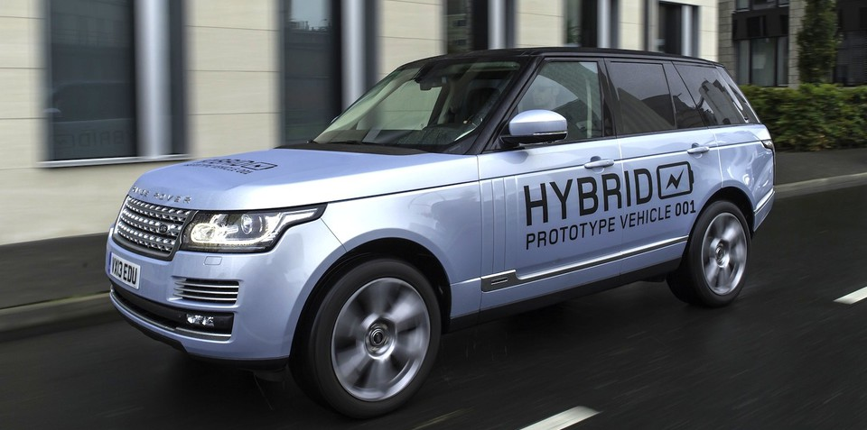 Jaguar Land Rover seeking hybrid partnership: report