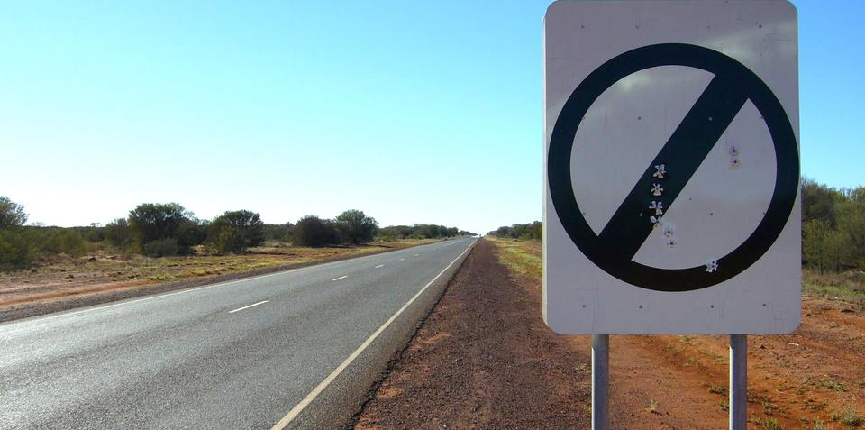Northern Territory returns open speed limits in road safety trial